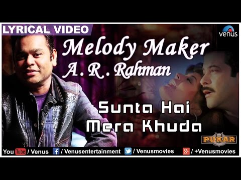 Xxx Mp4 Sunta Hai Mera Khuda Full Lyrical Video Pukar Melody Maker A R Rahman 3gp Sex