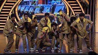 D3 D 4 Dance I Sauls Group - Profession round I Mazhavil Manorama