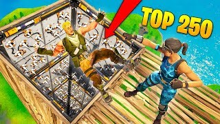 TOP 250 FUNNIEST FAILS IN FORTNITE