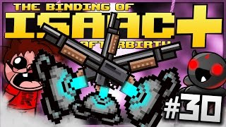 The Binding of Isaac: Afterbirth+: KEEPERS GIANT SHOTGUN! (Episode 30)