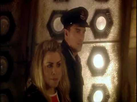 Doctor Who / Captain Jack Harkness- the doctor dances
