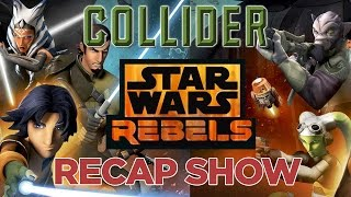 Collider Rebels Recap and Review Season 2 Episode 19 - The Forgotten Droid