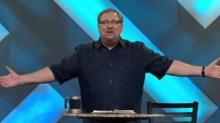 How God Can Bless a Broken Heart With Pastor Rick Warren