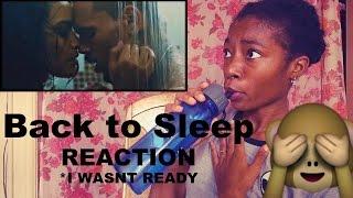 Chris Brown: Back to Sleep REACTION-SPEECHLESS