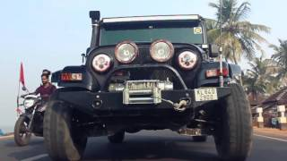 Featuring Mahindra Thar CRDE 4 x 4 starring Nikhil Varghese Autograph Episode 15 Part2 RPM