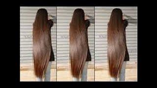تطويل الشعر فى اسبوع واحد بوصفه طبيعية  سهله وبسيطة جدااا