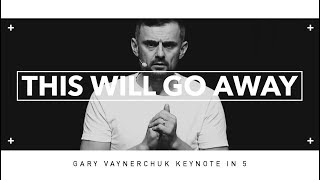 98% of Aspiring Entrepreneurs Don't Understand This Opportunity | Gary Vaynerchuk Keynote in 5