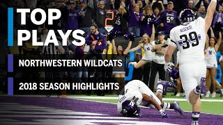 2018 Season Highlights: Northwestern Wildcats | Big Ten Football
