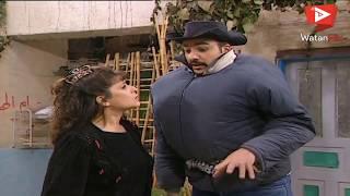 انت مانك قدها لبوران الشريرة يا عفيف  - سامية الجزائري  -  شادي زيدان  - عيلة سبع نجوم