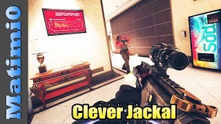 Clever Jackal - Rainbow Six Siege