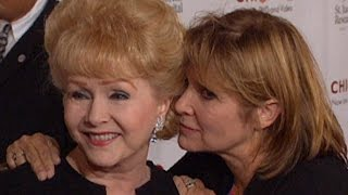 Debbie Reynolds to Be Buried With Carrie Fisher