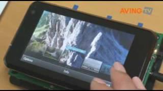 Digital Aria, 3D GUI Application based FX UI