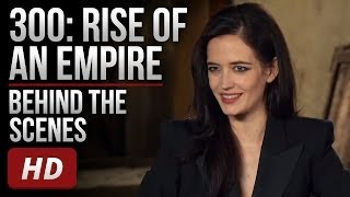 300: Rise of an Empire - Behind the Scenes [HD]