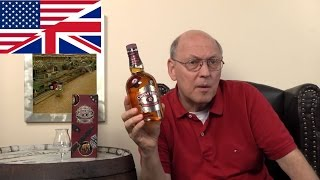 Whisky Review/Tasting: Chivas 12 Years