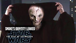 Star Wars The Rise Of Skywalker Snoke