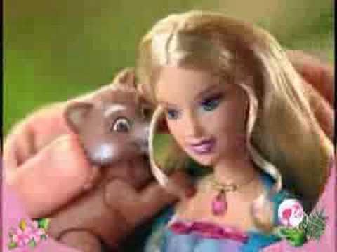 Comercial Barbie Princesa da Ilha