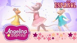 Angelina Ballerina Latinoamérica - Angelina Ballerina Episodio Compilación (Casi 2 horas)