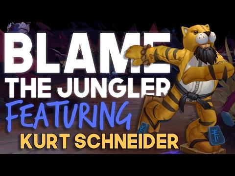 Instalok & Kurt Schneider - Blame The Jungler (Original Song)