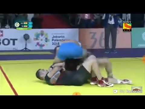 Xxx Mp4 Ajay Thakur Got Hurt In Asian Games In Semifinals 😥😣😣 3gp Sex