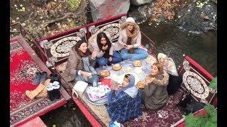 وقايع دربند از ديد ايرانى كه بعد از ٤٤ سال به ايران سفر كرده - Darband must see place in Tehran