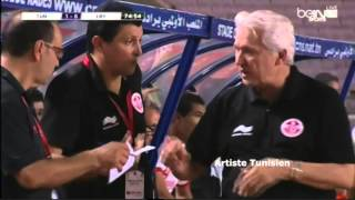 اهداف مباراة تونس 1-0 ليبيا
