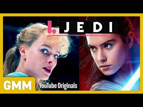 TRAILER MASH The Last Jedi I Tonya