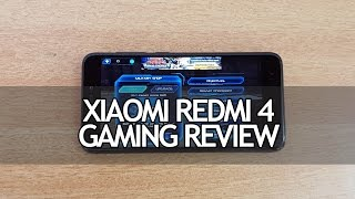 Xiaomi Redmi 4 (3GB RAM) Gaming Review with Heating Test