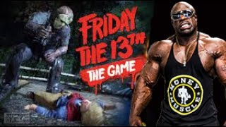 TORTURE TUESDAY  - Friday the 13th: The Game ( 🎮PS4 )