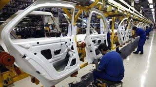 الإيرانيون يصنعون 4 آلاف سيارة يومياً