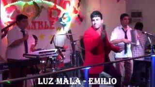 LUZ MALA cumbia norteña   Show en vivo