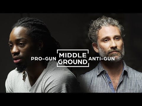Pro Gun Vs. Anti Gun Is There Middle Ground