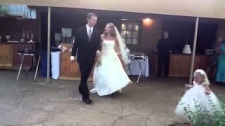 L-O-V-E Wedding Dance