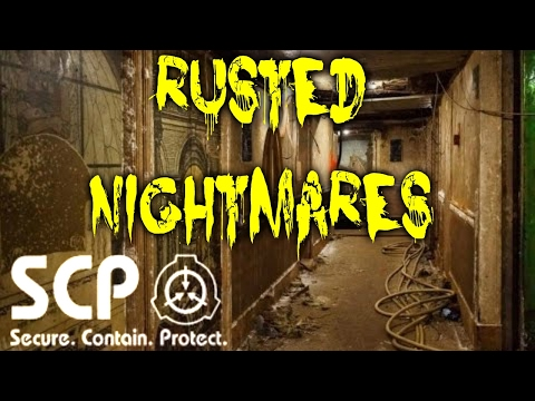 Rusted Nightmares | SCP-455 Cargo Ship SCP Tale | - numbgdy Tv