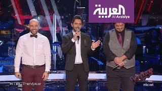 صباح العربية : بكاء في ذا فويس وأحلام تهدد بترك البرنامج
