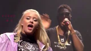 Tinie Tempah ft. Zara Larsson - Girls Like - Live @ V Festival 2016 [HD-HQ]