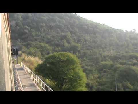 Unforgettable Udhampur (pt. 2): Proceeding out of Jammu city, and crossing twin tunnels