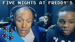 Five Nights at Freddy's w/ Byron Saxton — Jump Scares