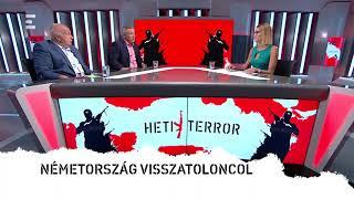 Heti terror (2018-08-13) - ECHO TV