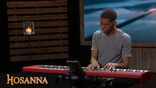 Louange instrumentale au piano - Steven Civil dans Hosanna