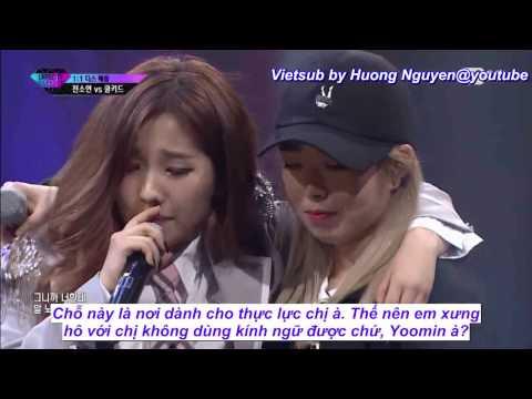 Xxx Mp4 Vietsub Jeon So Yeon Vs Coolkid Diss Rap Battle EP 04 UNPRETTY RAPSTAR 3 3gp Sex