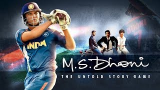 MS Dhoni The Untold Story Official Game (by Vroovy) Android Gameplay [HD]