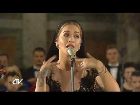 Xxx Mp4 Rita Ora Sings At Mother Teresa S Canonization In Vatican City 3gp Sex