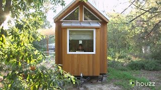 See This Woman's Incredible 140-Square-Foot Dream Home