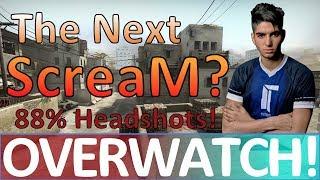 The Next ScreaM? CS:GO OVERWATCH!