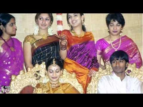 Indian Super Star Rajini Kanth's   Rajni Family Photo Album HD