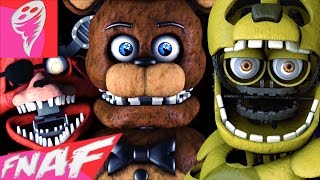 [SFM FNAF] FIVE NIGHTS AT FREDY's SONG 'BUILT IN THE 80'S' FNAF SONG (by Griffnilla)