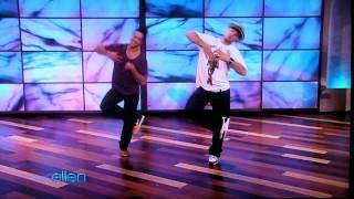 Daniel y Shannon -This is it Dancer
