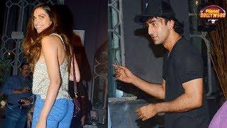 Exes Ranbir Kapoor & Deepika Padukone Party Till Wee Hours | Bollywood News