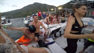 Wet Raft Up Carnival Party 2016