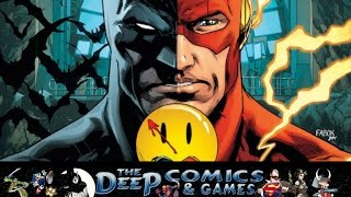 New Comic Book Day 4/19/17 The DeeP Comics and Games